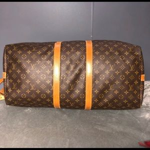 Louis Vuitton Bags - Louis Vuitton Keepall 55 Bandouliere
